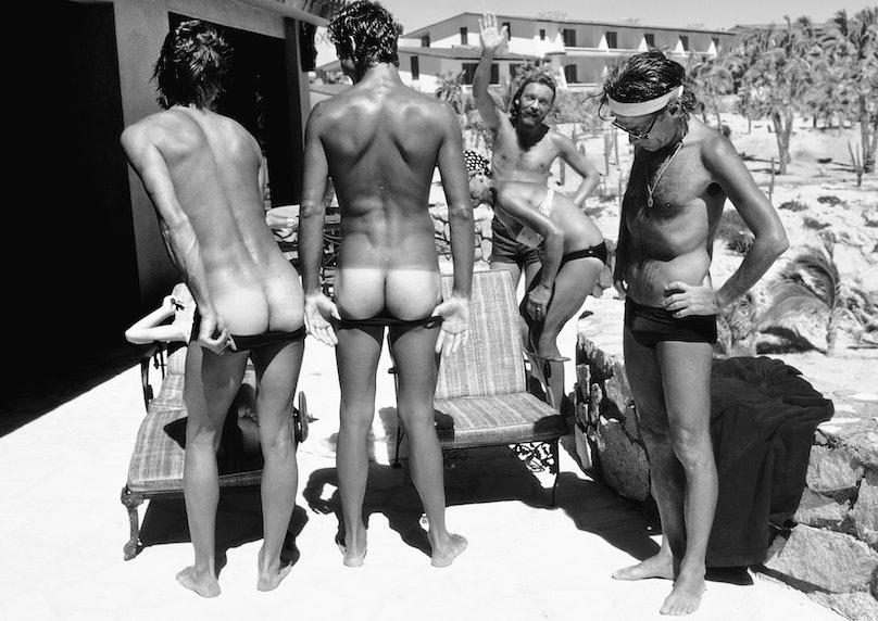 RA inspecting 1974©Gideon Lewin.jpg
