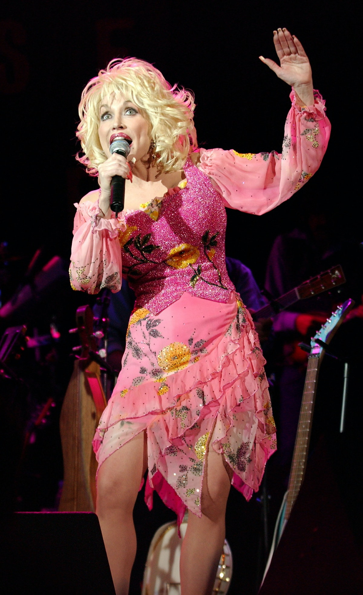 Dolly Parton In Concert At The House Of Blues