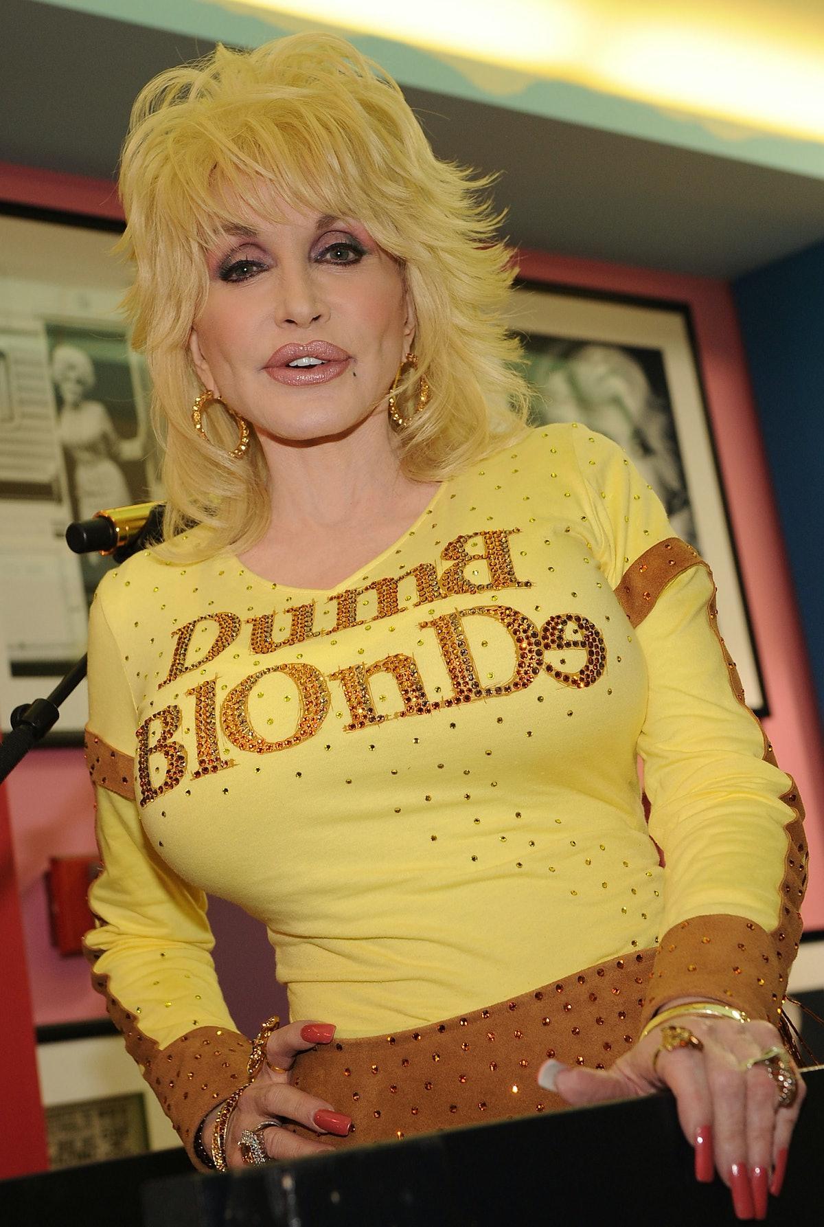 Dolly Parton's Trinkets & Treasures Grand Opening