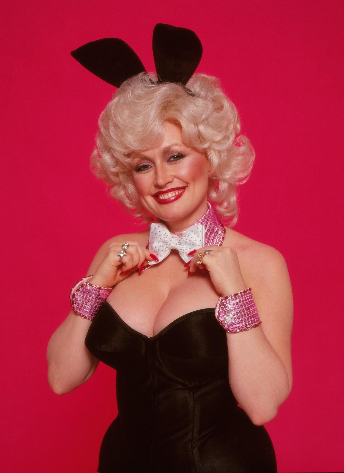 Dolly Parton Portrait Session
