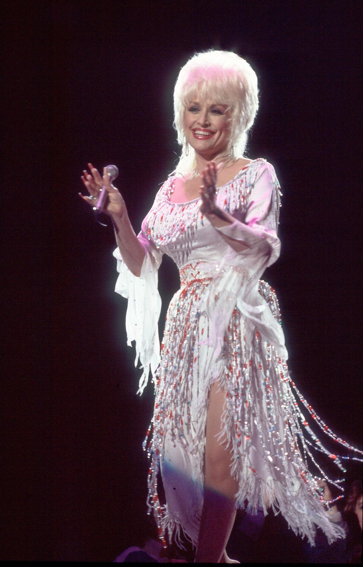 Dolly Parton At The Rosemont Horizon
