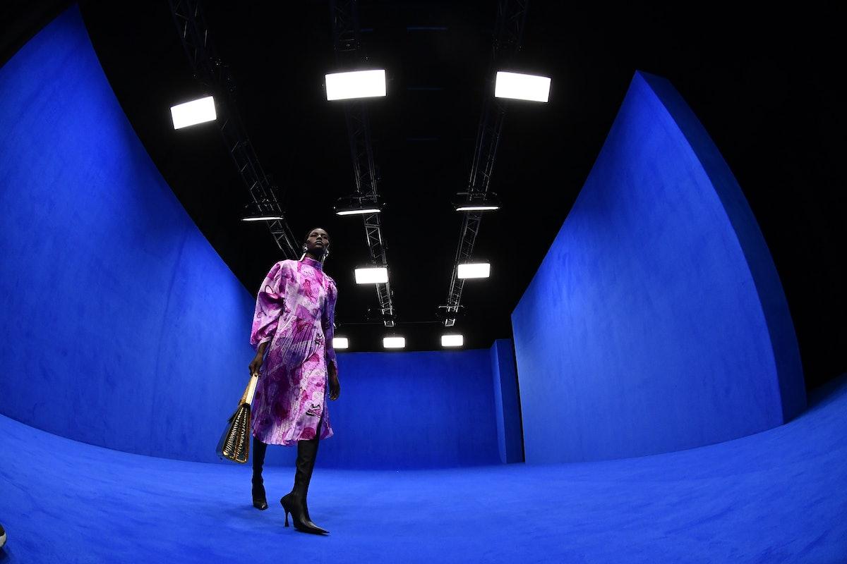 Balenciaga : Runway - Paris Fashion Week - Womenswear Spring Summer 2020