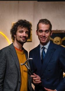Fab Moretti and Fabrizio Moretti, courtesy Sotheby's.jpg