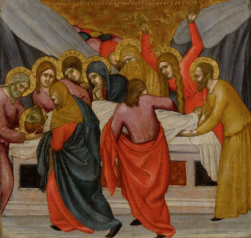 Taddeo Di Bartolo, The Burial.jpg