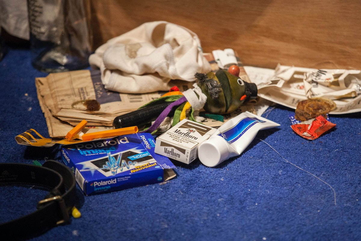 Tracey Emin's 'My Bed' To Be Auctioned At Christie's