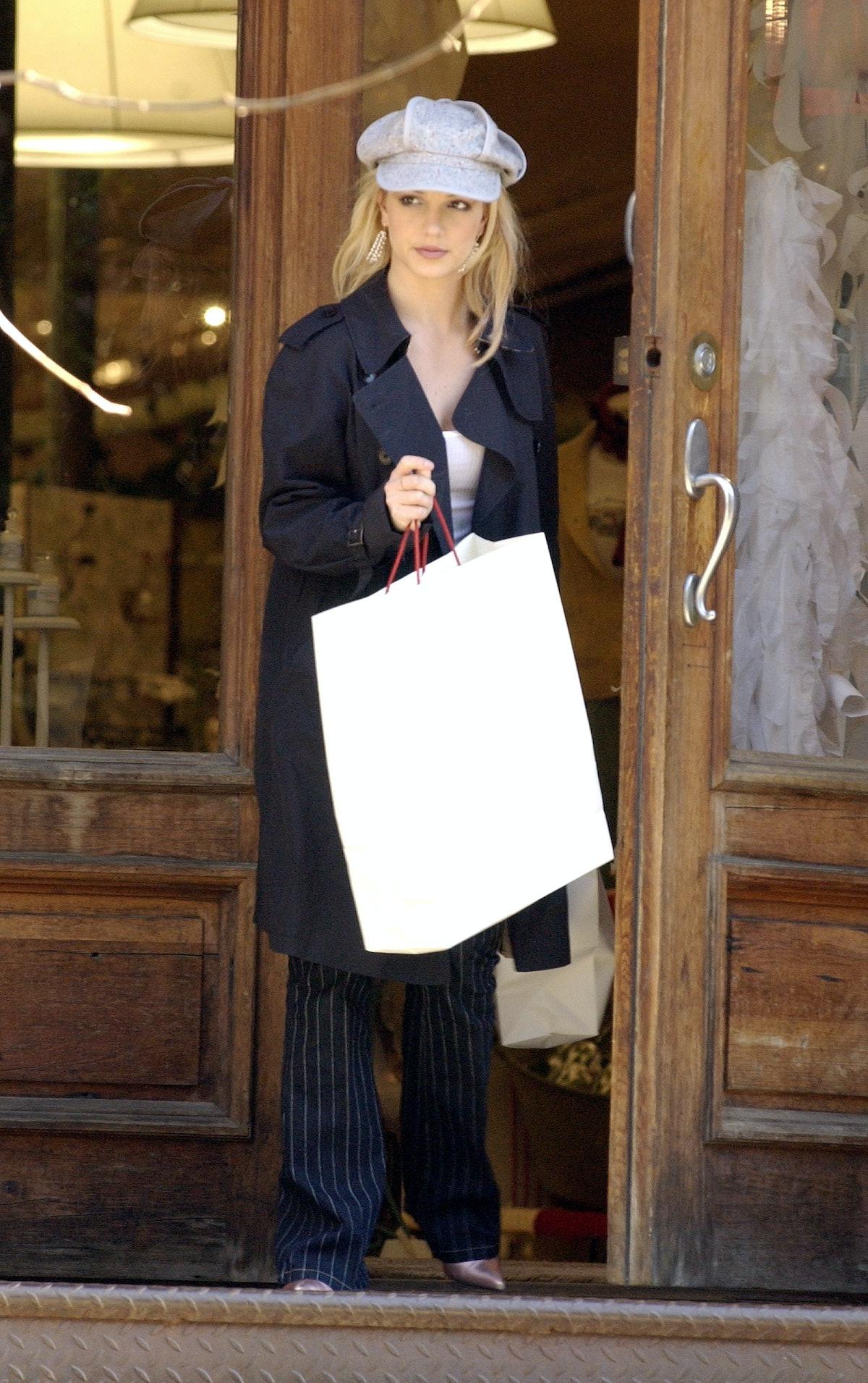 Britney Spears Shops