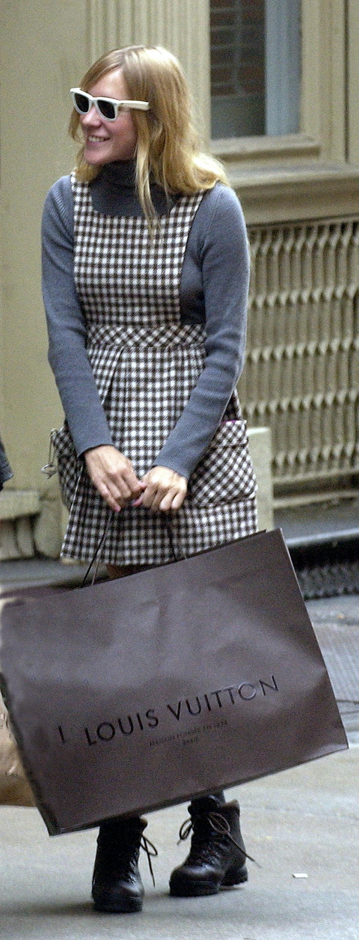 Chloe Sevigny In New York