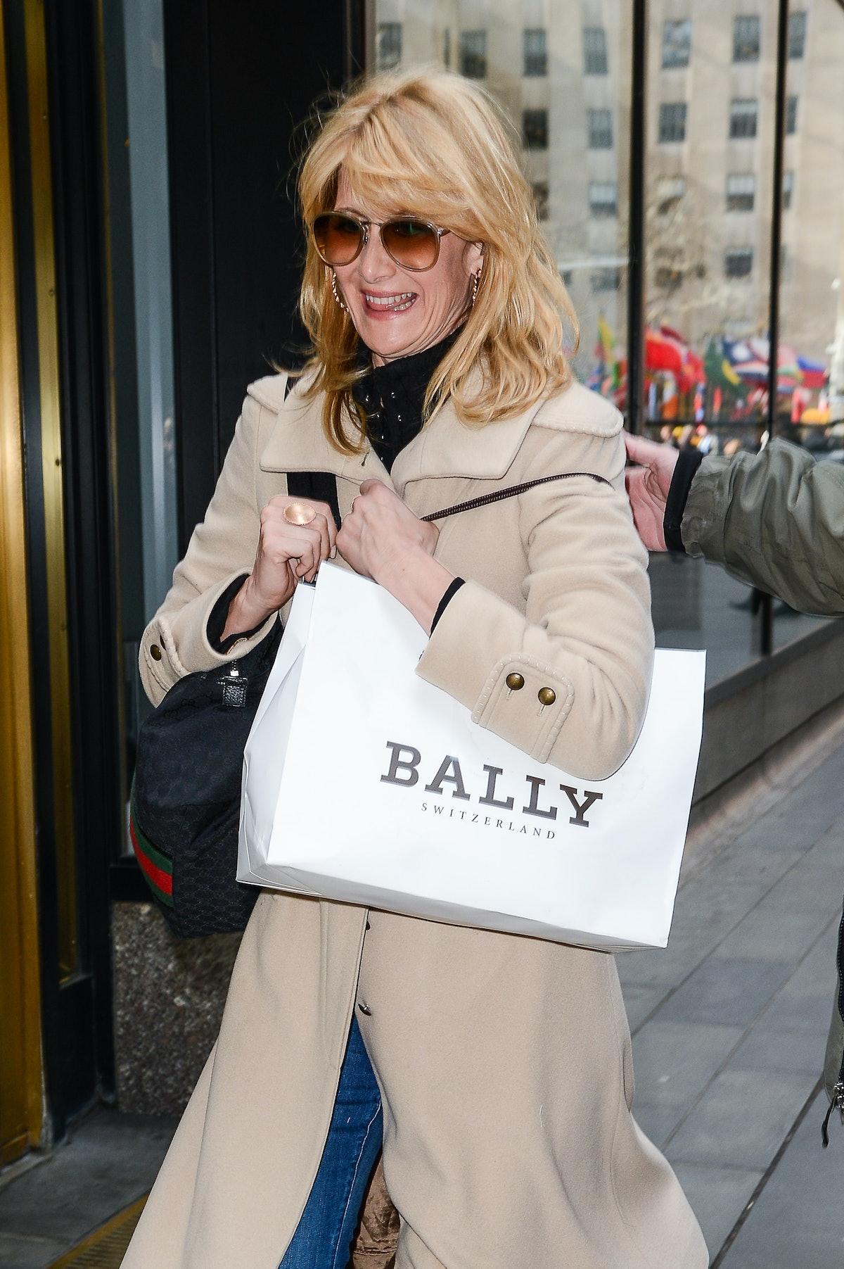 Celebrity Sightings In New York City - April 2, 2013