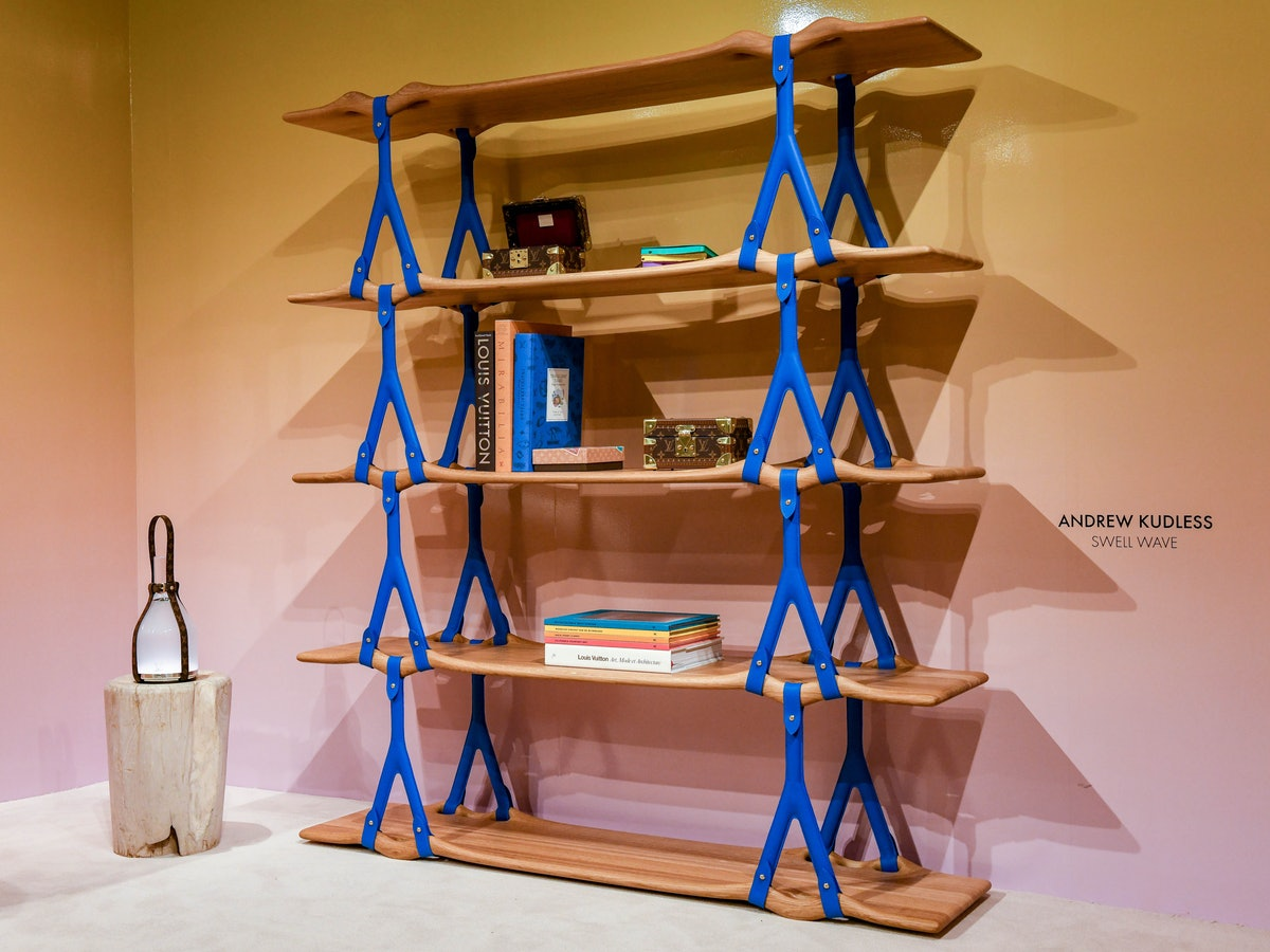 [PRIVATE FOR APPROVALS] Louis Vuitton: Design Miami Booth