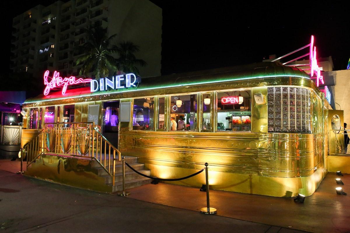 Bottega Veneta Presents: the Bottega Diner