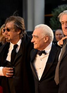 ''The Irishman'' International Premiere and Closing Gala - 63rd BFI London Film Festival