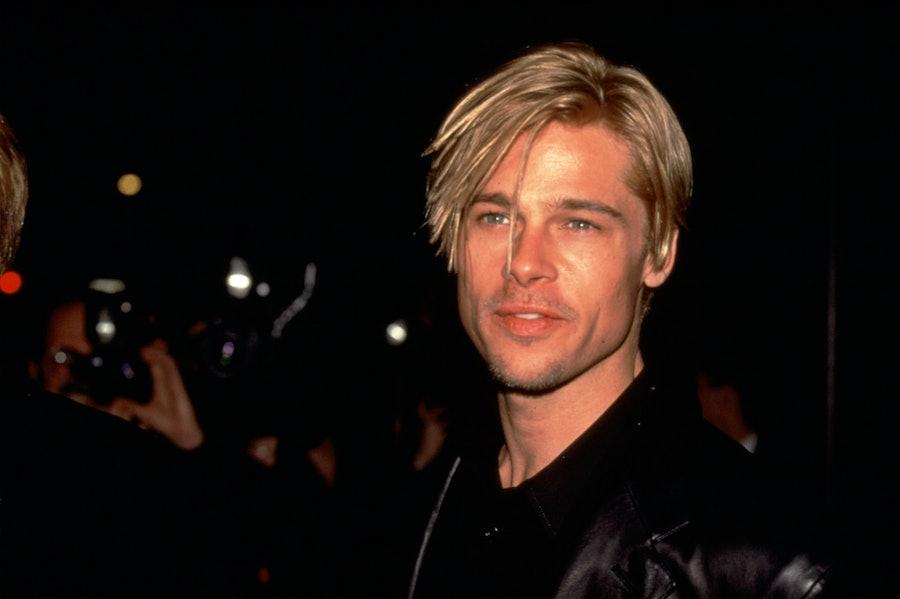 Actor Brad Pitt