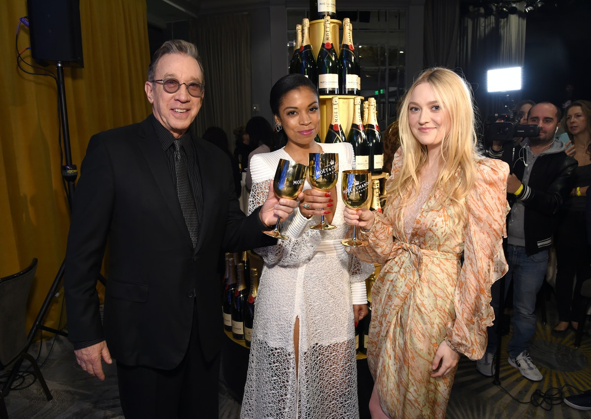 Moët & Chandon Toasts The 77th Annual Golden Globe Awards Nominations