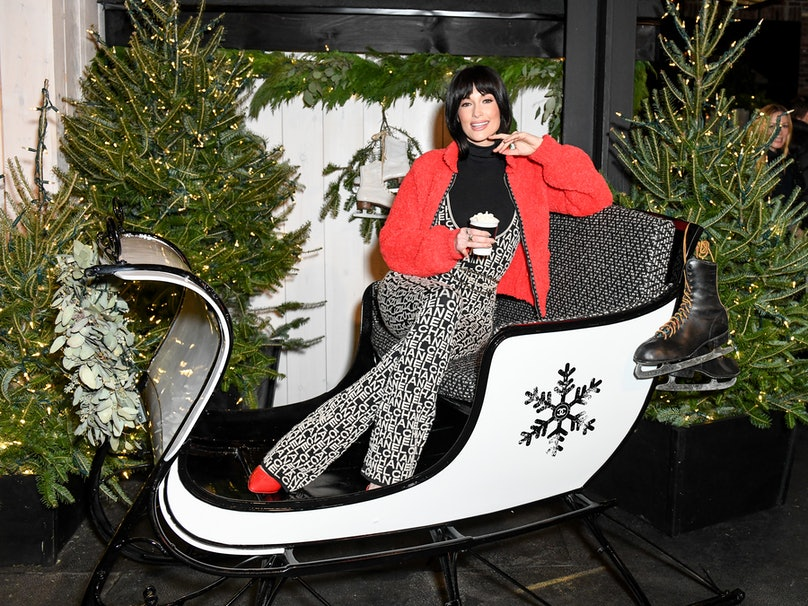 CHANEL PARTY TO CELEBRATE THE DEBUT OF CHANEL N°5 IN THE SNOW: AT THE STANDARD HIGH LINE