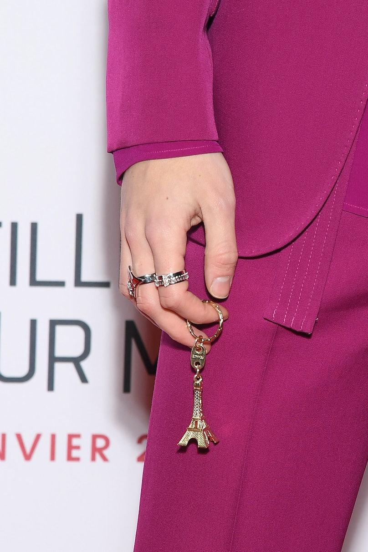 """""""Les Quatre Filles Du Docteur March Little Women"""" Premiere At Cinema Gaumont Marignan In Paris"""