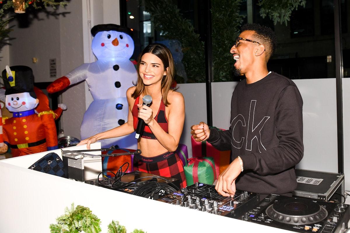 CALVIN KLEIN: Holiday Pajama Party