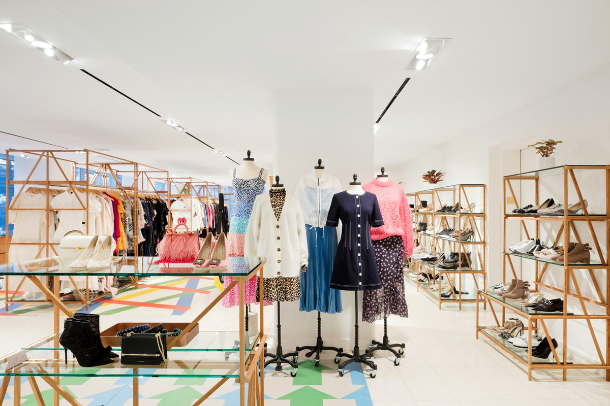 Nordstrom's new re-commerce boutique in New York City