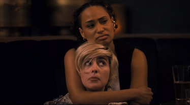 Finley and Sophie in The L Word: Generation Q