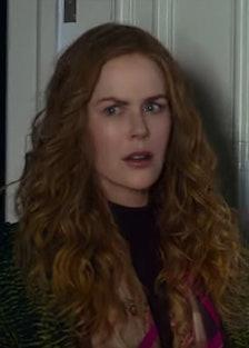 Nicole Kidman in doorway.