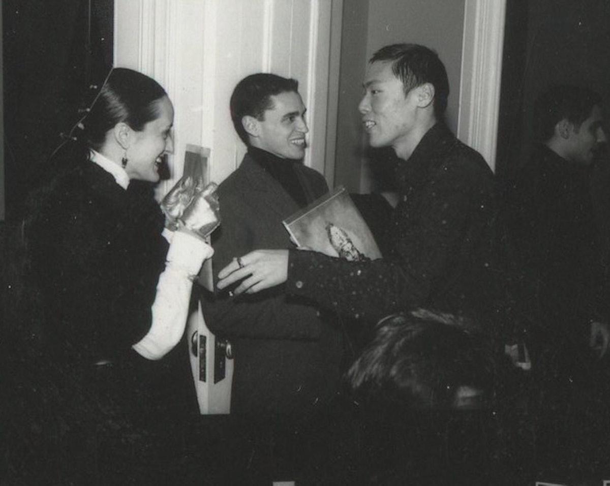The Toledos and Stephen Gan.