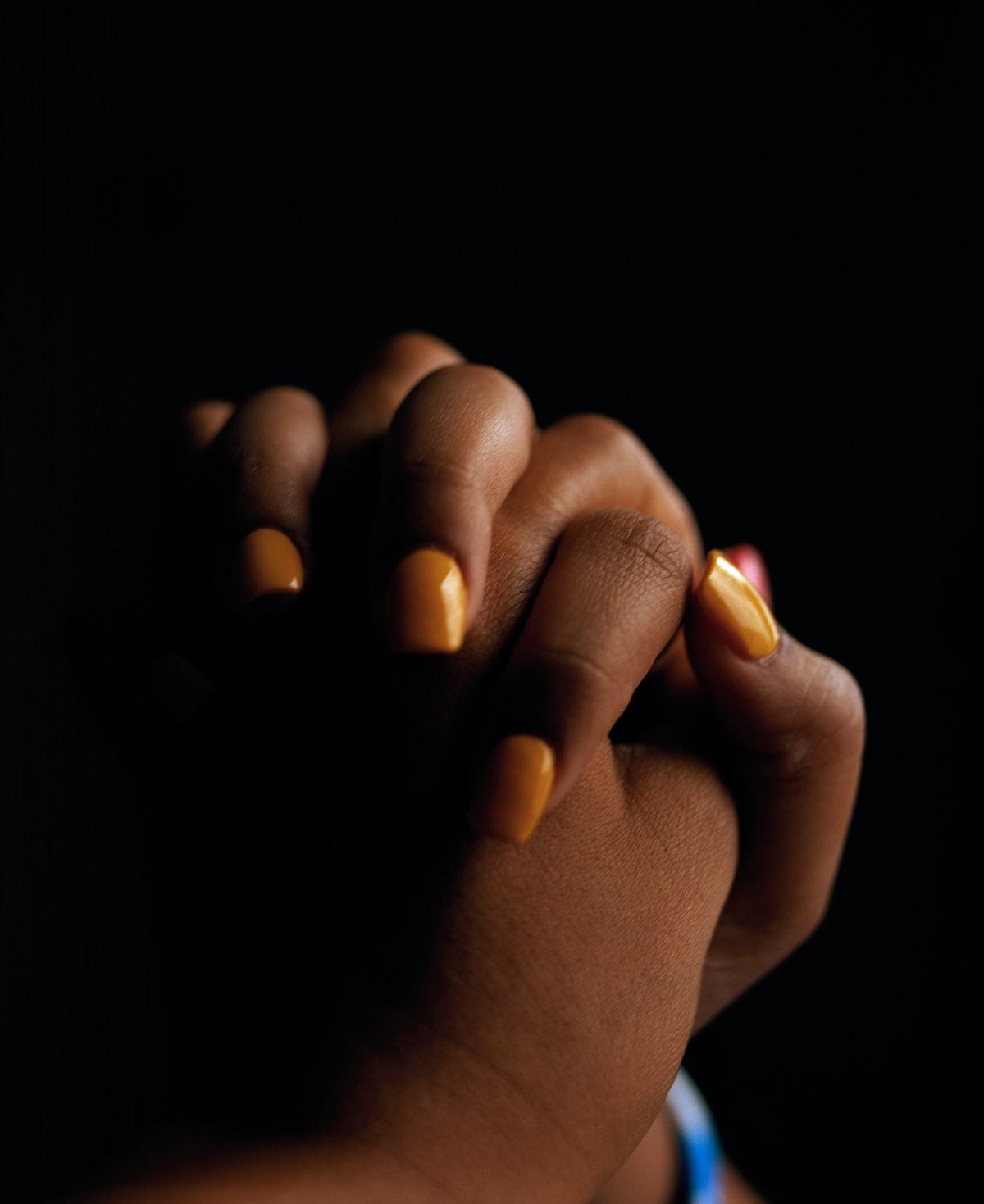 june canedo, woman, mara kuya, photobook, photo book, art, nail, nail art, nail polish