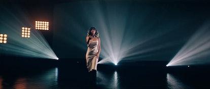 selena gomez dancing alone dance again