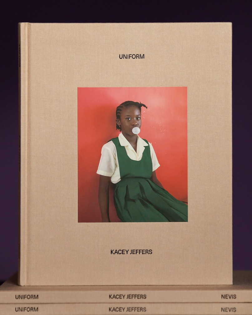 An image from Uniform by Kacey Jeffers