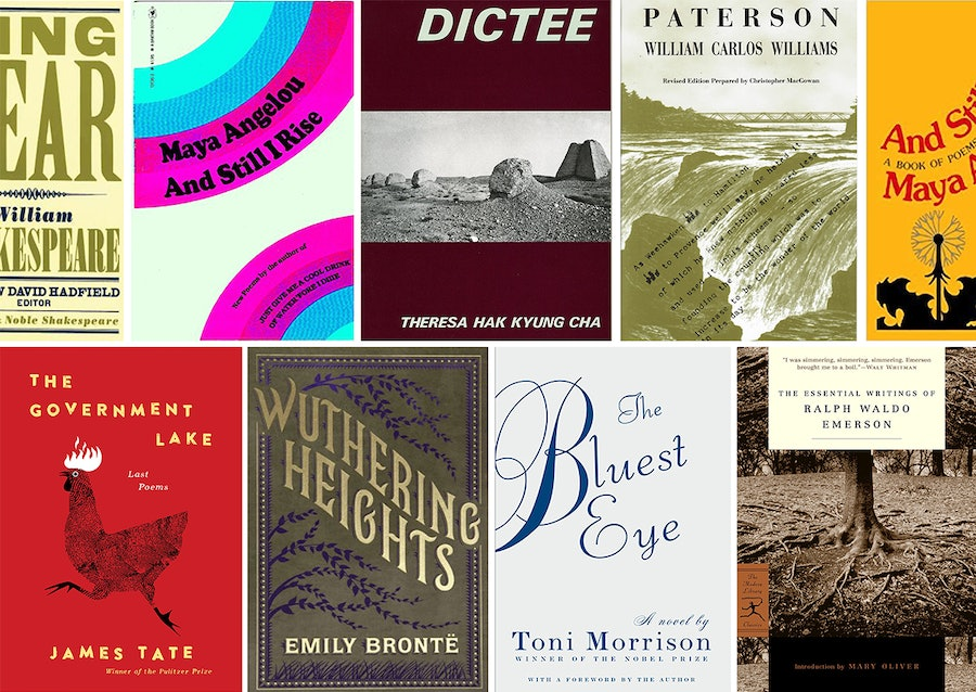 Book recommendations from the Astro Poets