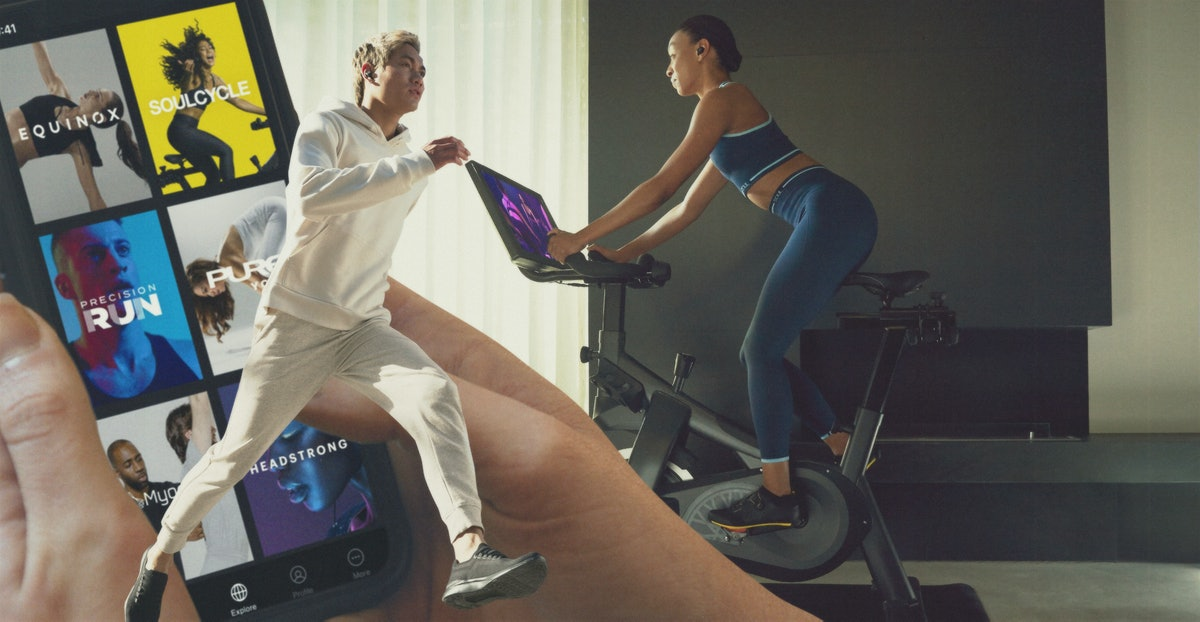 equinox soul cycle wfh exercise cycling running