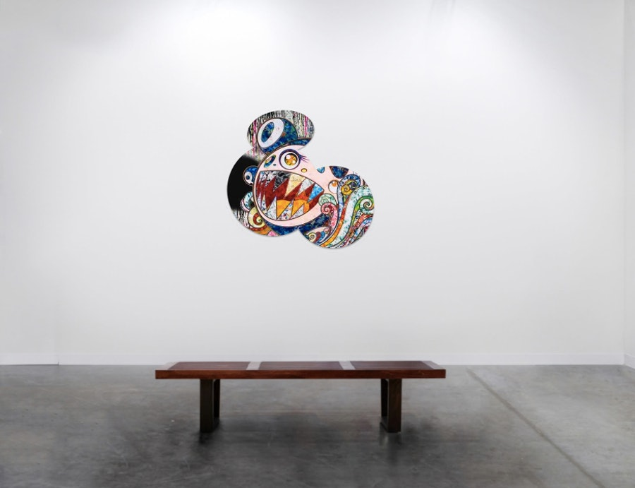 Takashi Murakami 727 Variant at Gagosian Gallery Art Basel Hong Kong Viewing Room