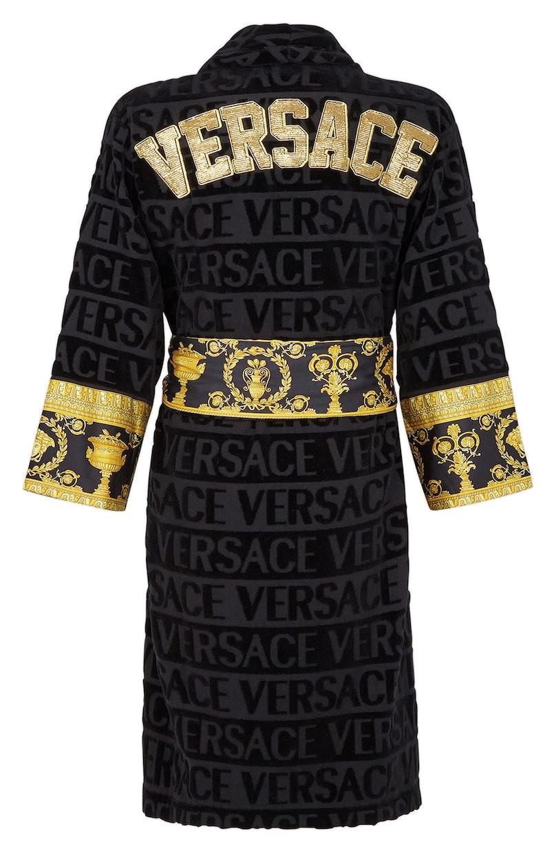 Versace bathrobe on sale at Nordstrom