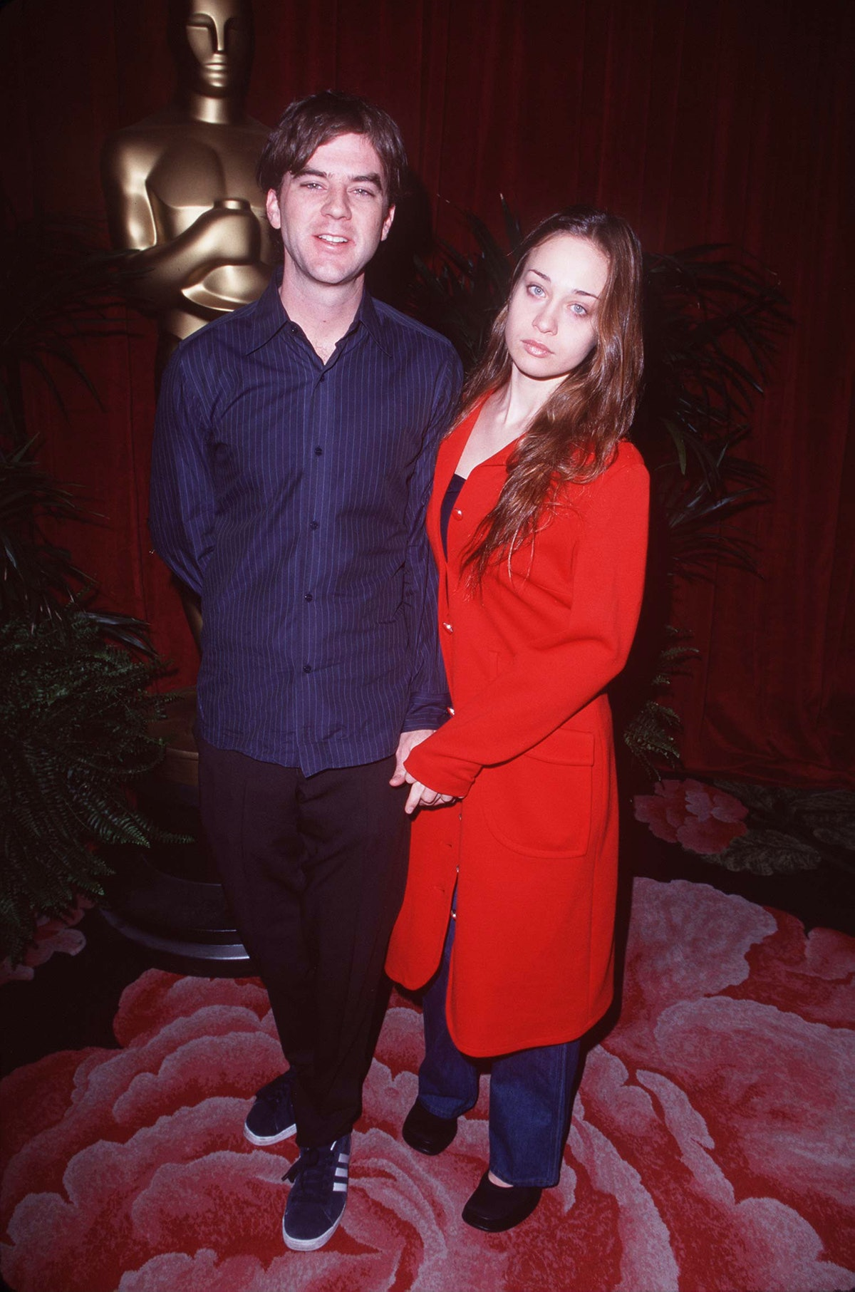 Paul Thomas Anderson and Fiona Apple