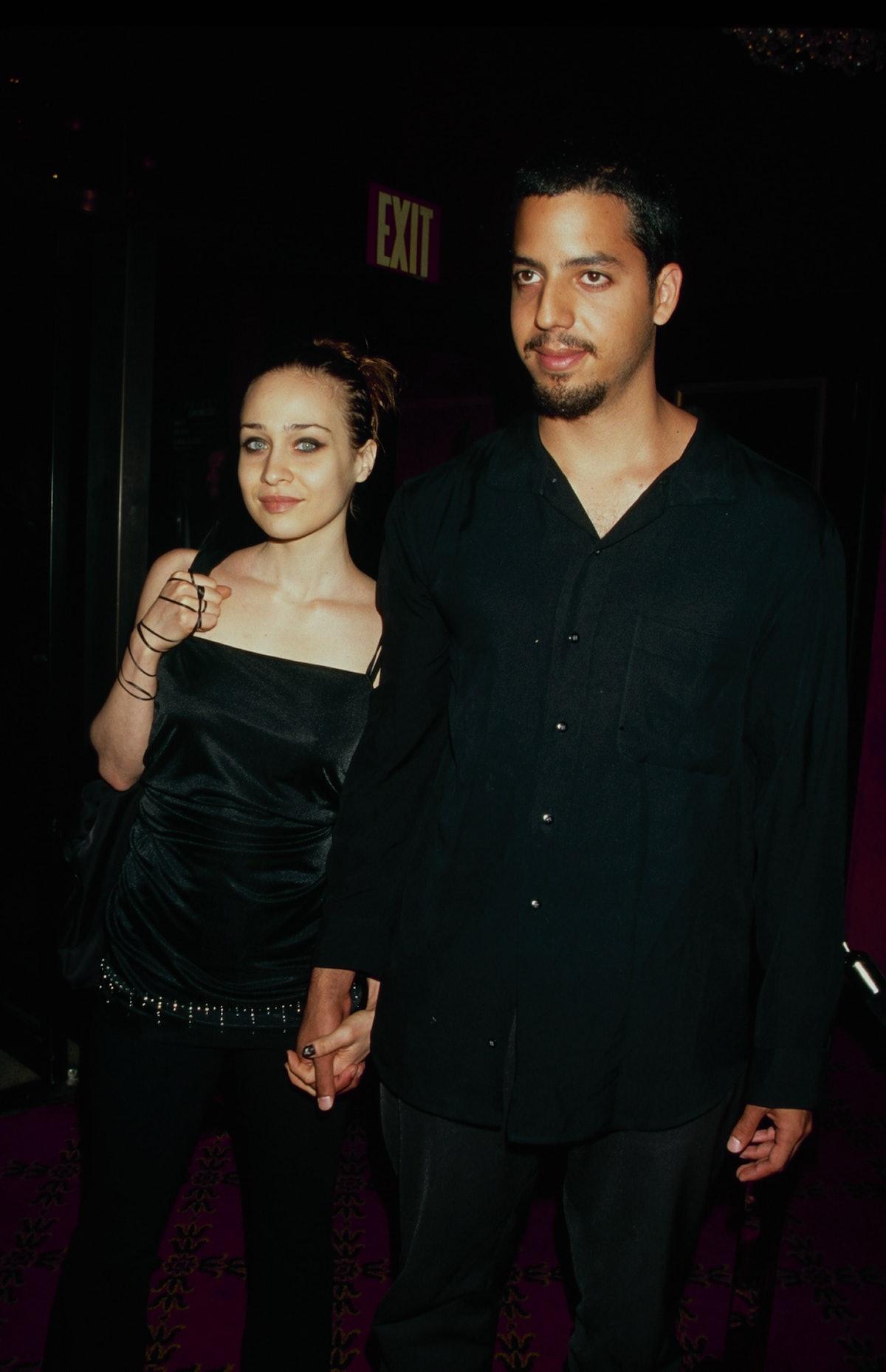 Fiona Apple and David Blaine