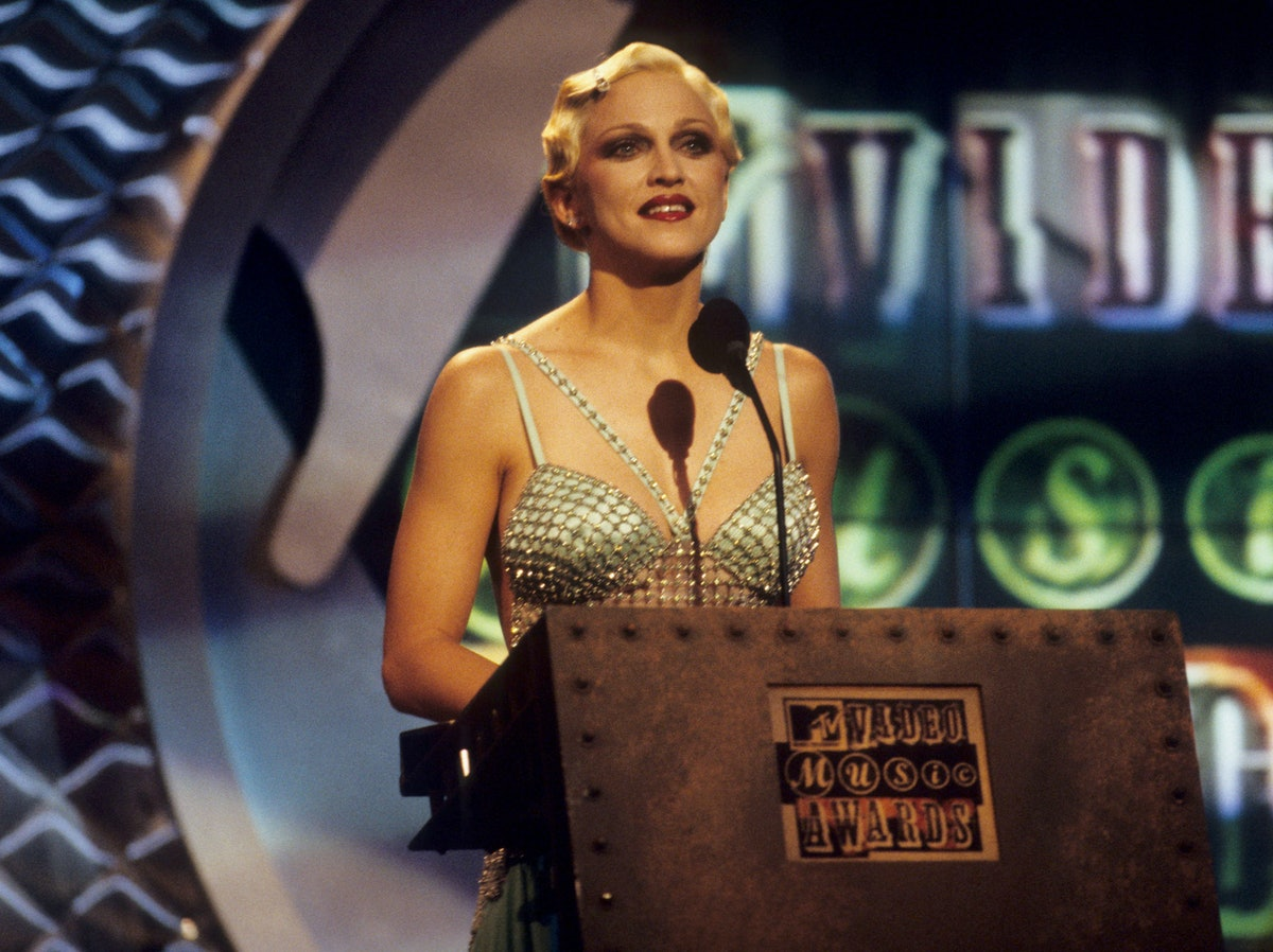 Madonna at 1994 VMAs.