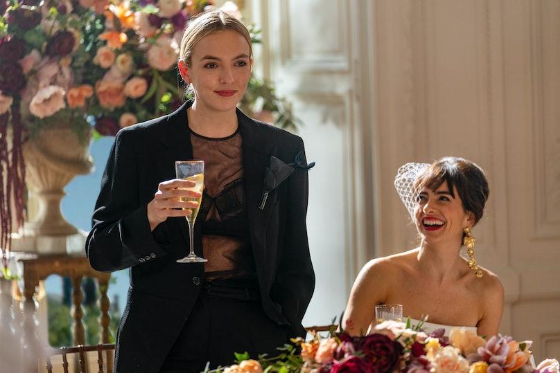 Villanelle (Jodie Comer) in Killing Eve season 3