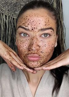 Shanina Shaik Coffee Scrub Mask