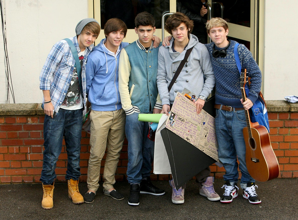 one direction young