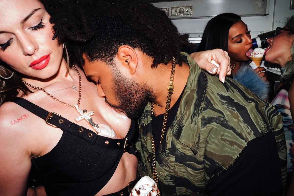 Julia Fox The Weeknd Uncut Gems