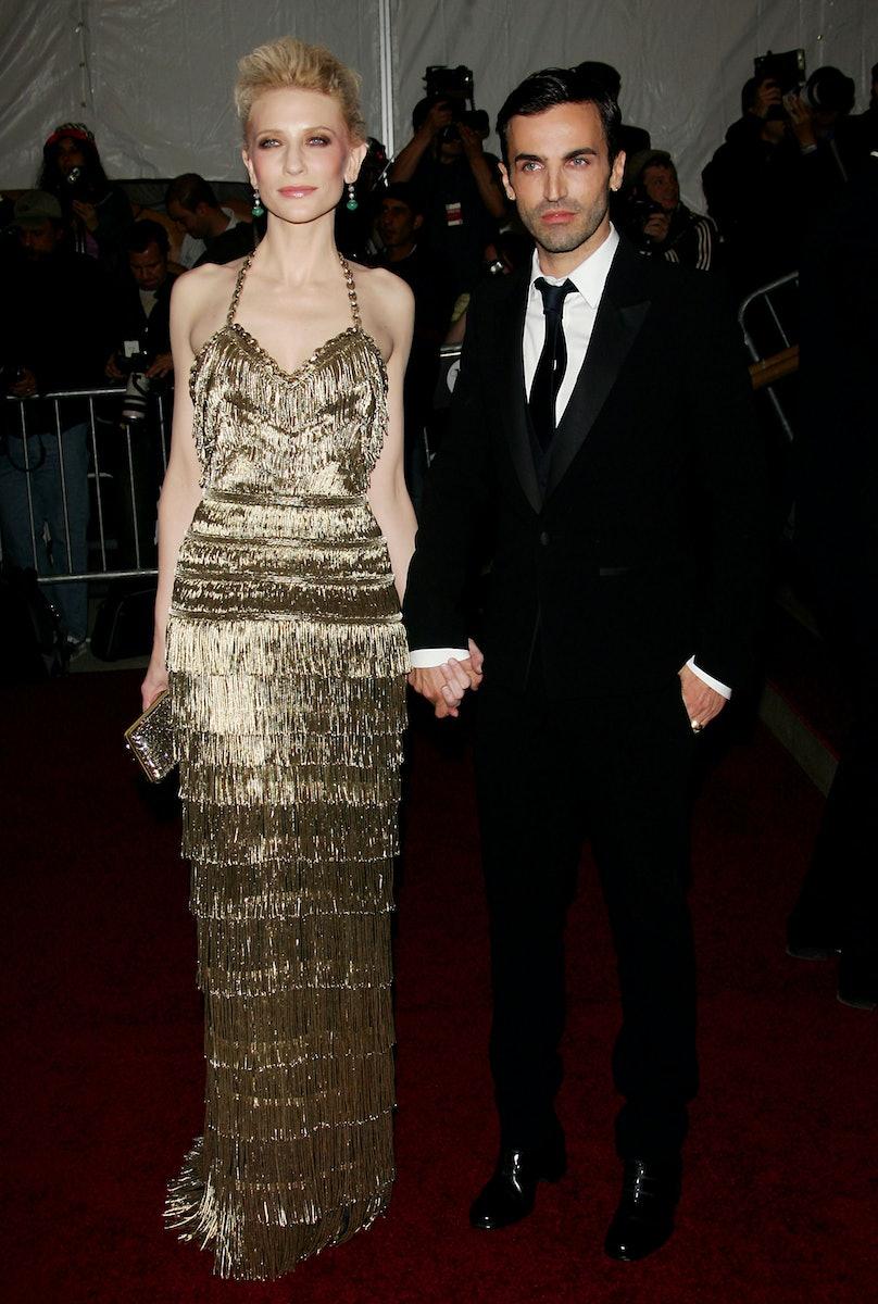 Cate Blanchett at the Met Gala
