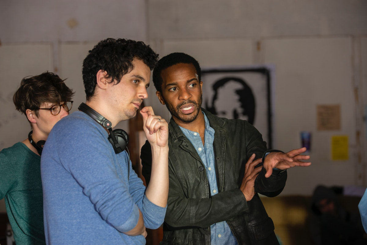 Andre Holland Damien Chazelle