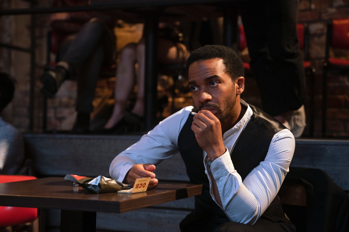 Andre Holland The Eddy