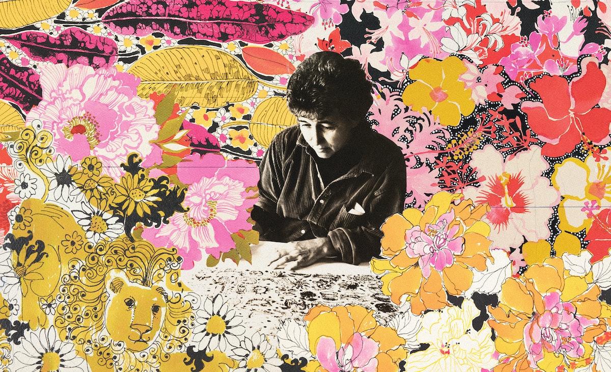 Collage of Suzie Zuzek Lily Pulitzer