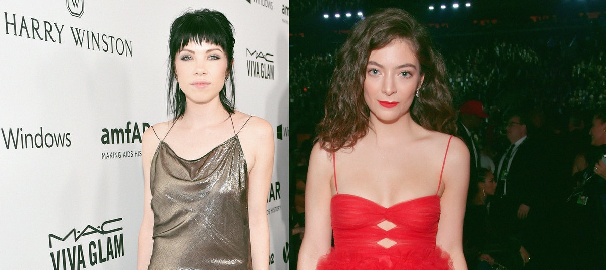carly rae jepsen and lorde