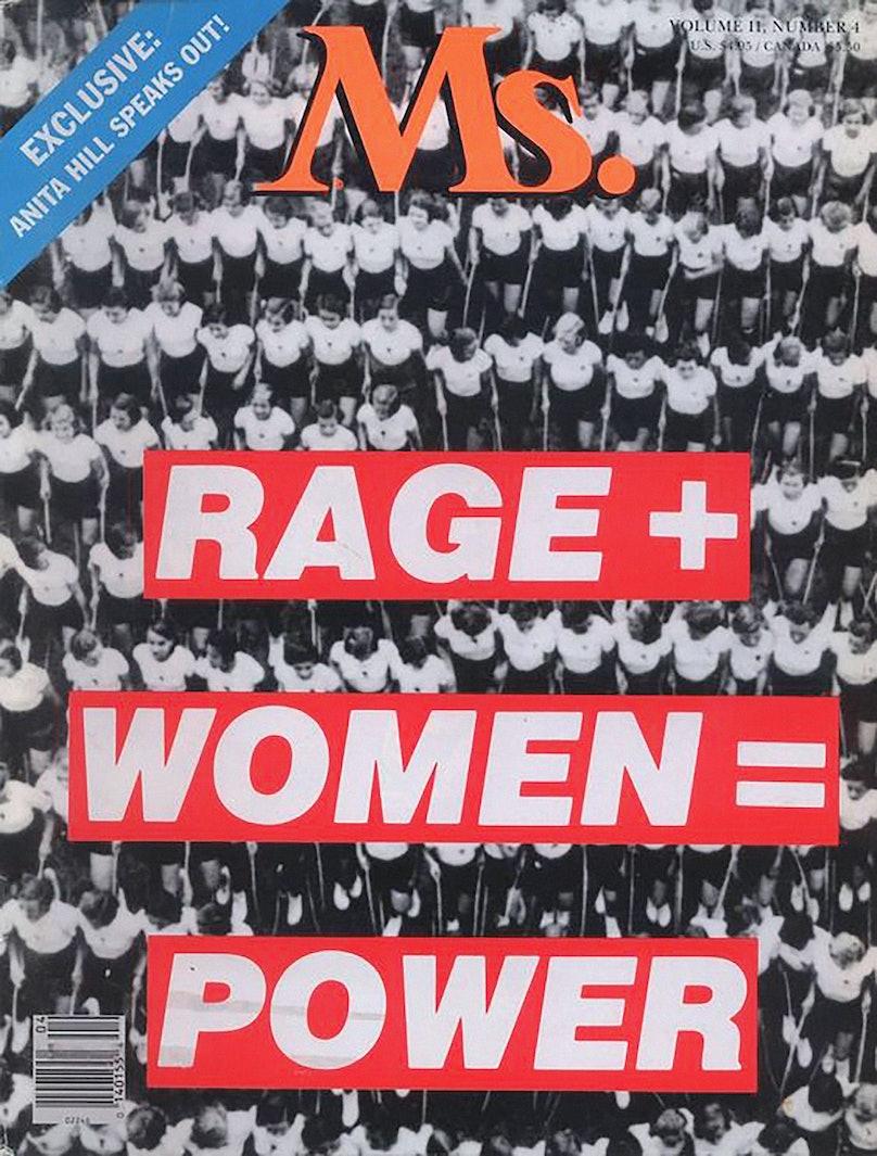 Ms. magazine cover