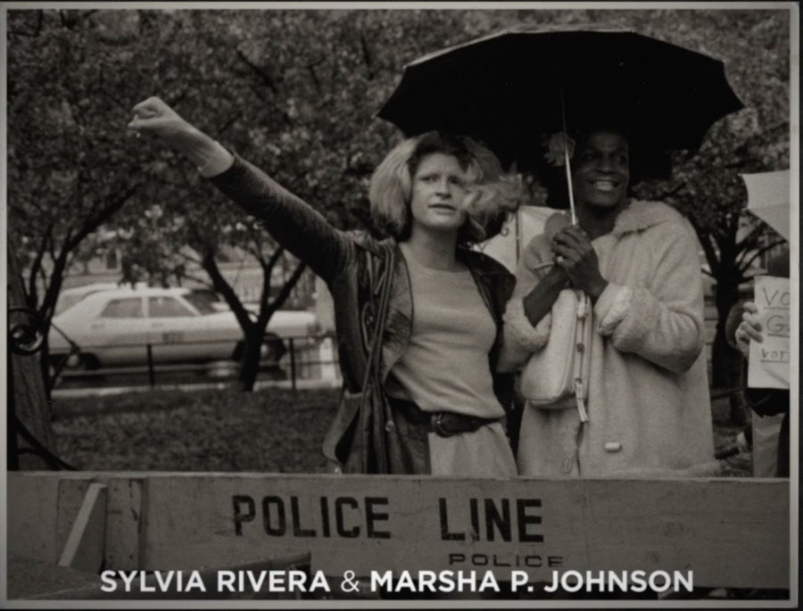 disclosure sylvia rivera and marsha p johnson