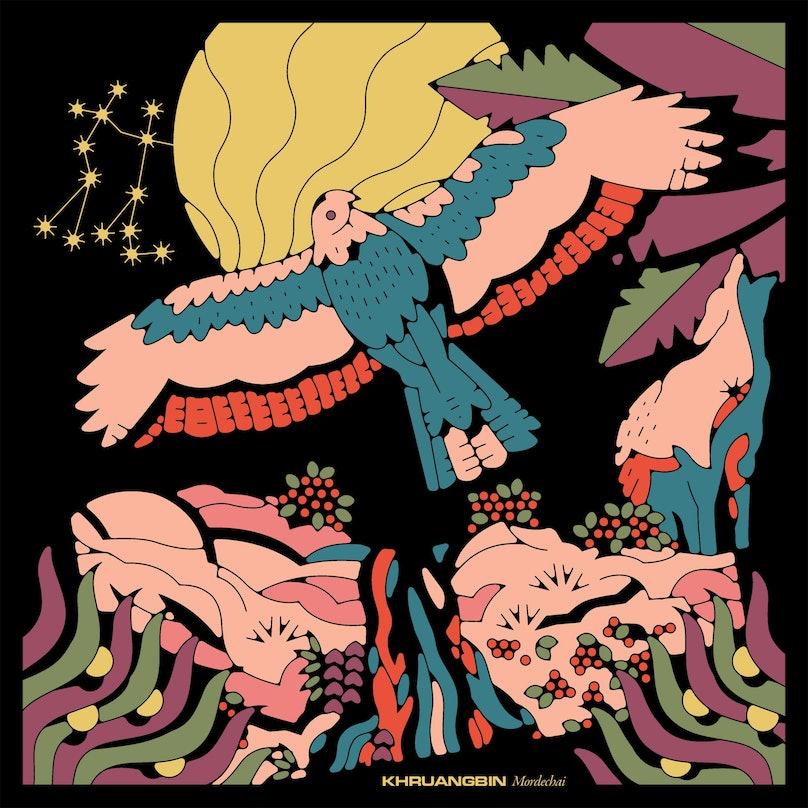 Khruangbin New Album Mordechai Cover Art