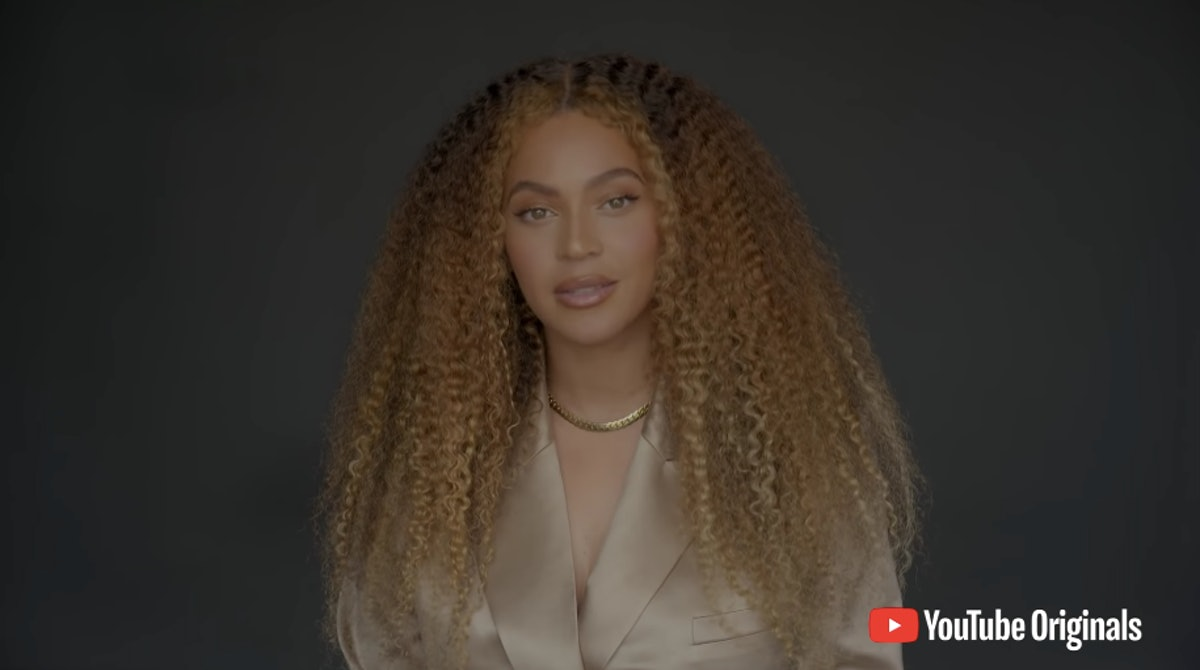 beyonce commencement