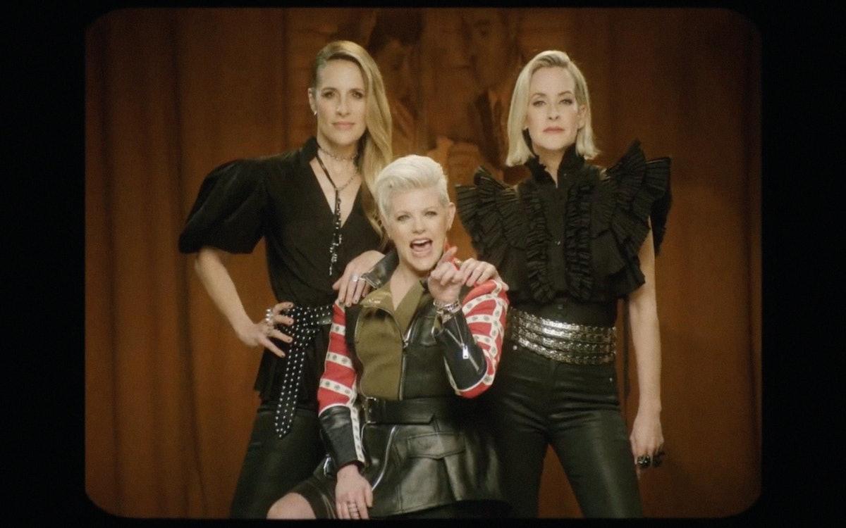 The Chicks, fka The Dixie Chicks
