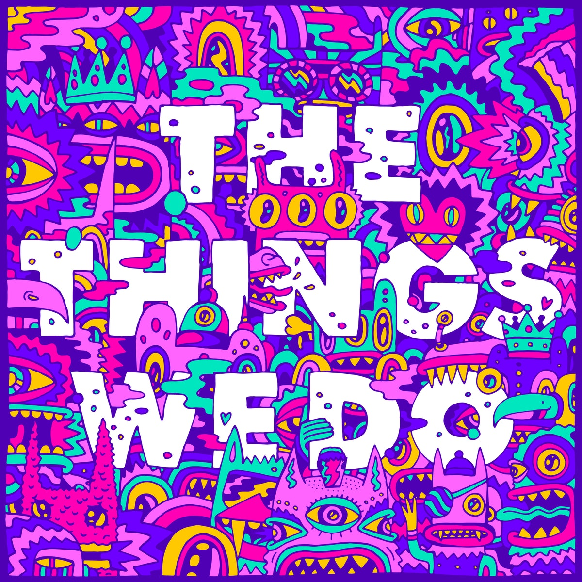 The Things We Do Cover Art