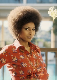 young pam grier